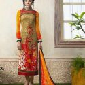 INDIAN Replica 3pcs ( Yellow ochre with red)