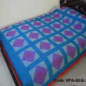 Beautiful Hand Made Bed Sheet