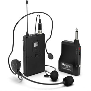 Fifine K037B wireless mic in bd